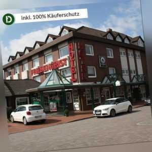 Ostfriesland 3 Tage Wiesmoor Urlaub Hotel Friesengeist Reise-Gutschein Radfahren