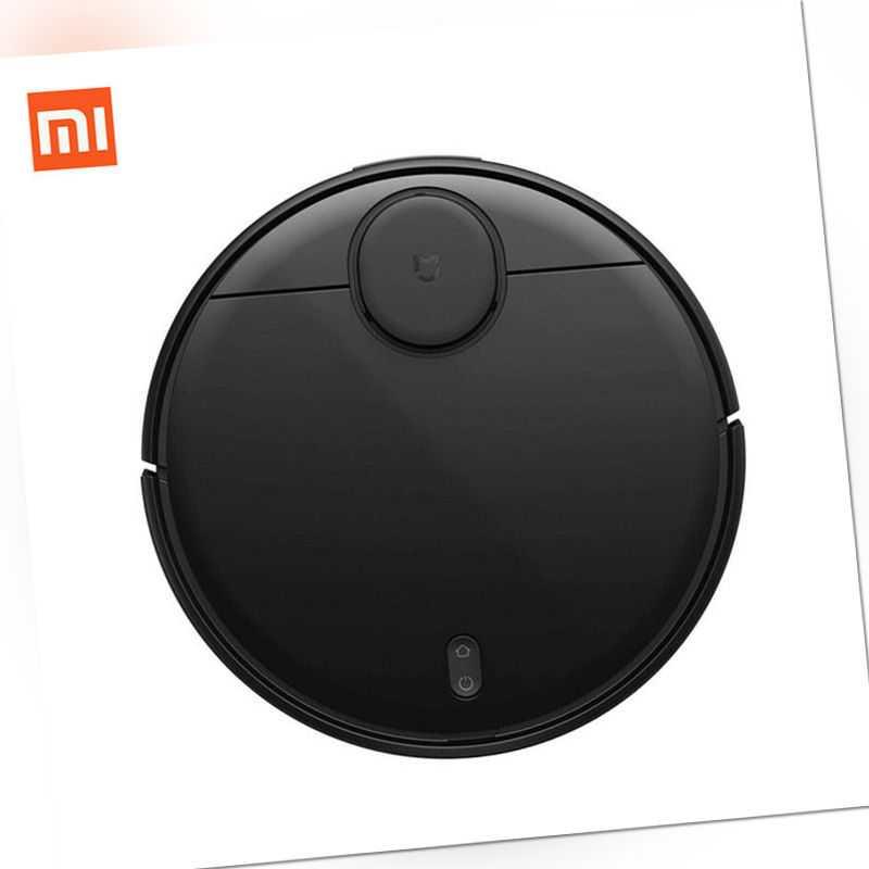 Xiaomi Mi Robot Vacuum MOP Pro Saugroboter Schwarz Kehrmaschine Reinigung APP EU