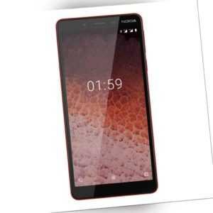 Nokia 1 Plus Dual SIM 13,84cm 5,45Zoll 8GB Android 9 Smartphone...