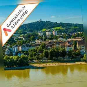 Städtereise Österreich Wels 4 Tage für 2 Personen Best Western Hotel Gutschein