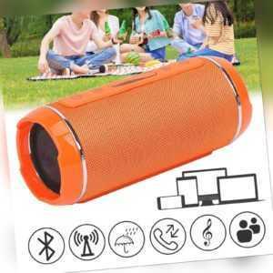Bluetooth Lautsprecher Speaker Tragbar Musikbox Soundstation Handy MP3 USB