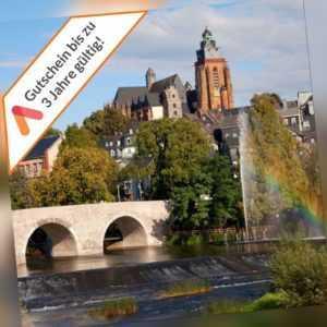 Städtereise Wetzlar 4 Sterne Hotel Gutschein für 2 Personen mit HP 3 bis 5 Tage