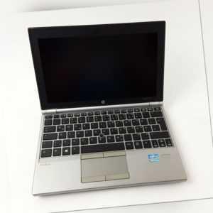 """HP Elitebook 2170P Intel Core i5-3427U 2x 1,80Ghz 8GB RAM 128GB SSD 11,6"""" B-Ware"""