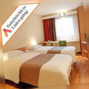 Städtereise Darmstadt 4 Tage für 2 Personen im zentralen Ibis Hotel Gutschein