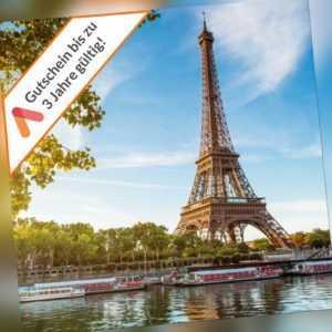 Städtereise Paris Hotelgutschein für 2 Personen Stadt Hotel Olympic 3 bis 4 Tage