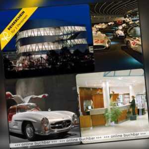 Kurzurlaub Stuttgart 3 Tage 2 Personen 4* H+ Hotel inkl. Mercedes-Benz Museum