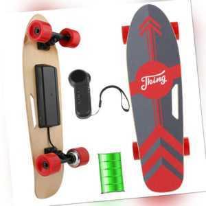 E-Board Elektro Scooter Skateboard Longboard 20km/h m Fernbedienung 70cm 2200mAh