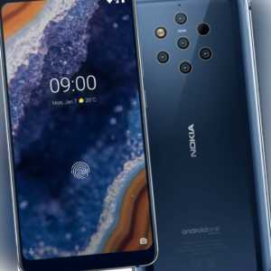 Nokia 9 Pure View (TA-1087) Dual SIM blue Neuwertig vom Händler