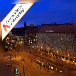 Städtereise Nürnberg Le Méridien Grand Hotel Luxus Gutschein 2 Pers. 3 Tage/2 ÜF