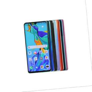 Huawei P30 Pro / 128GB / Black Aurora Breathing Amber Blue...