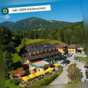 Schladming 8 Tage Rohrmoos Reise Hotel Vitaler Landauerhof Gutschein Halbpension