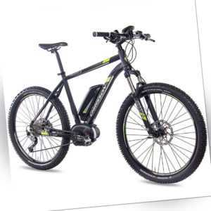 27,5 Zoll E-BIKE E-MTB Mountainbike Elektrofahrrad CHRISSON E-MOUNTER 1.0 BOSCH