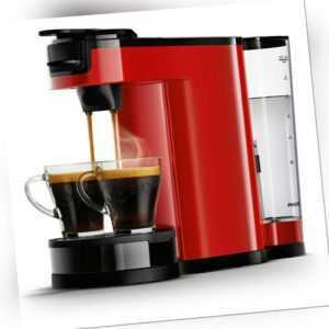 PHILIPS SENSEO HD 6592/80 Padmaschine Rot Kaffeemaschine ; EEK A