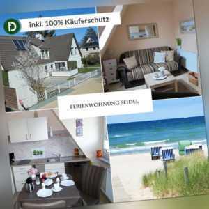 8 Tage Urlaub in der Ferienwohnung Seidel im Ostseeheilbad Zingst Fischland-Darß