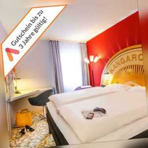 Städtereise Frankfurt Main Ibis Styles Hotelgutschein 2 Personen 3 oder 4 Tage