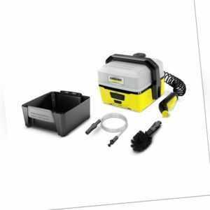 Kärcher Mobiler Outdoor-Cleaner OC 3 + Adventure Box