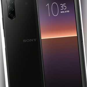 "Sony Xperia 10 II DualSim schwarz 128GB LTE Android Smartphone 6""..."