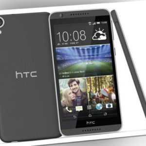 HTC Desire 820 16GB Grau Android Smartphone ohne Simlock Gebraucht