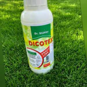 Dr. Stähler Dicotex 1Liter  Rasen Unkraut Ex Unkrautvernichter Rasen   Klee