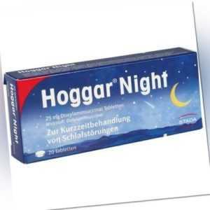 HOGGAR Night Tabletten 20 St PZN: 4402066