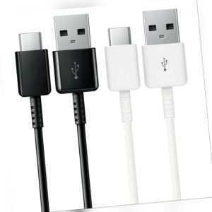 Original Samsung USB Typ-C Schnellladekabel A51 A71 A80 A90 S8 S8+ S9 S10 S20