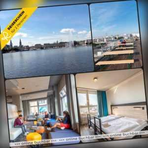 Städtereise Hamburg 3 Tage 2 Personen a&o Hotel Hotelgutschein Kurzurlaub Reise