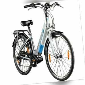28 Zoll Zündapp Z901 Cityrad E Bike Mittelmotor Pedelec Holland Damenrad B-Ware