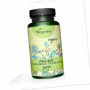 VEGAVERO® Probiokulturen KINDER Mix BIO, 1 Pulver (278,67 EUR/KG)