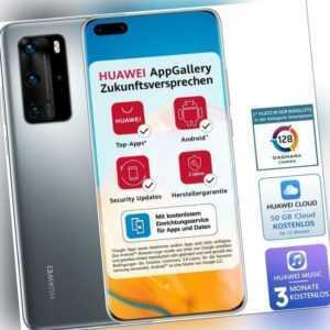Huawei P40 Pro Dual-SIM schwarz Android - DEUTSCHER HÄNDLER