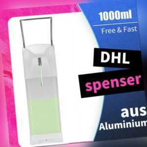 1000ML Eurospender Desinfektionsmittel Seifenspender Wandspender Lotionspender