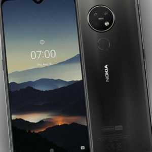 Nokia 7.2 Dual SIM Charcoal, NEU Sonstige