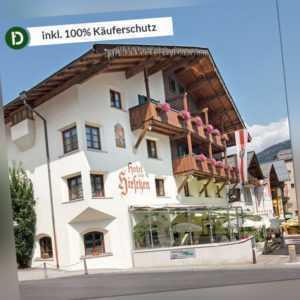 8 Tage Urlaub im Hotel zum Hirschen in Zell am See mit Halbpension
