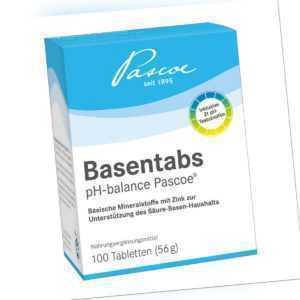Basentabs pH Balance Pascoe Tabletten 56g PZN 02246478