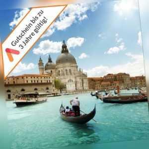 Städtereise Venedig Italien 4 Tage 2 Personen Hotel Villa Gasparini Gutschein