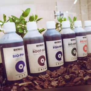 BioBizz Bio Bloom Grow Heaven Top Max Root Juice Fish Mix Acti Vera 1 L