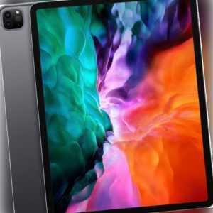 APPLE iPad Pro 12.9 Zoll WiFi 128GB MY2H2FD/A 2020 Retina space grau B-Ware