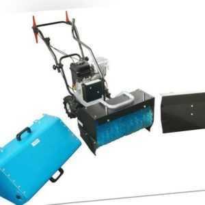 Güde Motor Kehrmaschine Schneeschieber GKM 6,5 ECO 3 in 1 Schneeräumer Schippe
