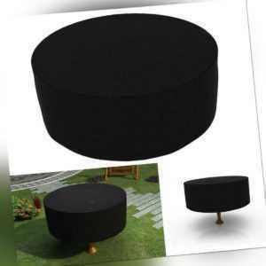 Runde Terrassentisch und Stuhl decken wasserdichte ANOP 01