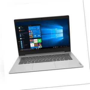 Lenovo IdeaPad Slim 1 14 Zoll Notebook 128GB SSD 4GB RAM Grau Platinum Grey