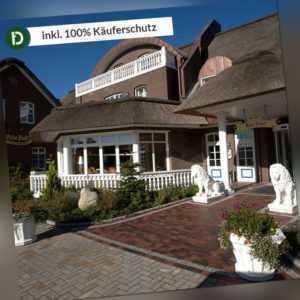 7 Tage Urlaub in Aurich in Ostfriesland im Landgasthof Alte Post mit Frühstück
