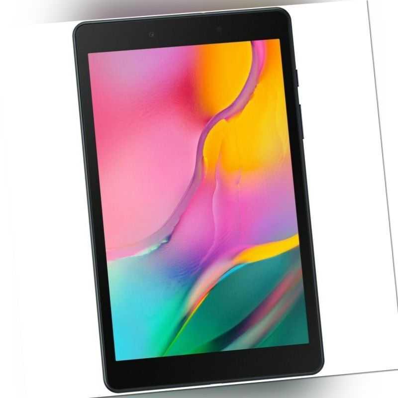 Samsung Galaxy Tab A T295 8.0 LTE 32GB Black Android Tablet ohne Vertrag
