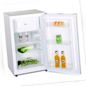 Kühlschrank mit Gefrierfach A++ (4-Sterne-Gefrierfach -18°C) Weiß...