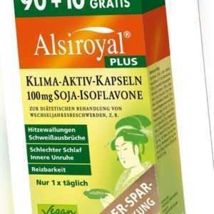 Alsiroyal PLUS Klima - Aktiv 90+10 Kapseln (73,77 EUR/100 g)