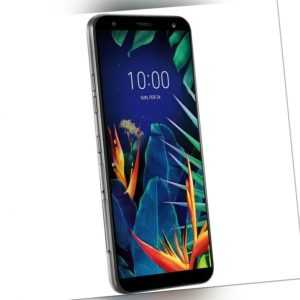 LG K40 32GB Grey Android Smartphone Handy ohne Vertrag 2GB RAM 5,7...