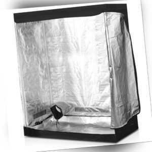 Growbox Darkroom Growzelt Grow Tent Zuchtschrank Pflanzenzucht Gewächszelt
