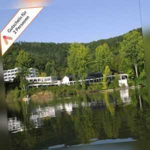 Wellness Reise Südeifel im 4* Dorint Seehotel Gutschein 2 Personen 4 Tage 2 Ü/F
