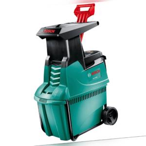 Bosch AXT 25 D Elektro-Walzenhäcksler 53 l Fangbox 2.500 W Häcksler DEFEKT