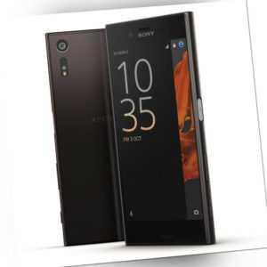 """Sony Xperia XZ F8331 32GB 5,2""""Android Smartphone Schwarz 23.0 MP..."""