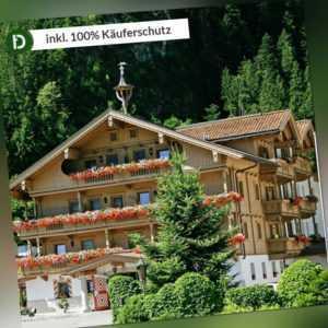 6 Tage Urlaub in Mayrhofen in Österreich im Gutshof Zillertal mit Frühstück