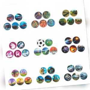 Ergobag Kletties-Set für Cubo und Pack alle Designs zur Auswahl - je 5-tlg. NEU